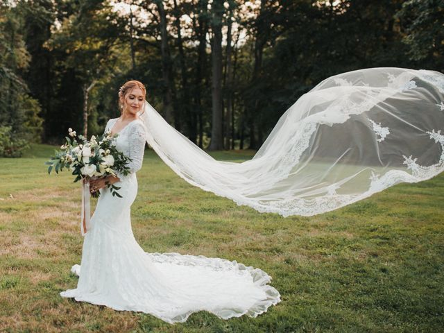 Thiago and Jessica's Wedding in North Andover, Massachusetts 5