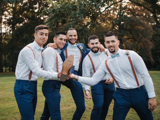 Thiago and Jessica's Wedding in North Andover, Massachusetts 9