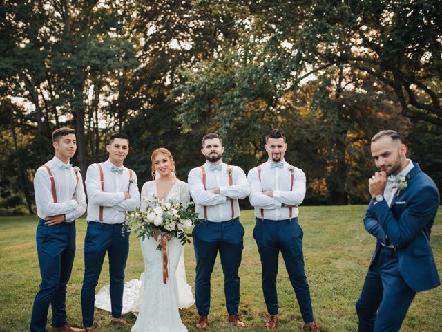Thiago and Jessica's Wedding in North Andover, Massachusetts 10