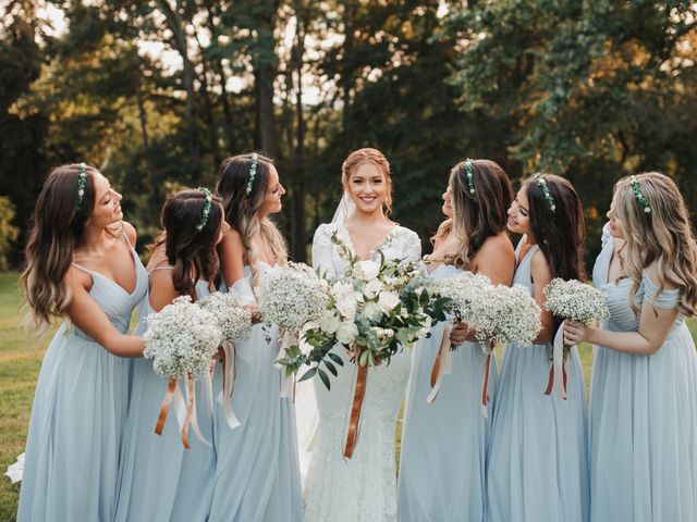 Thiago and Jessica's Wedding in North Andover, Massachusetts 11