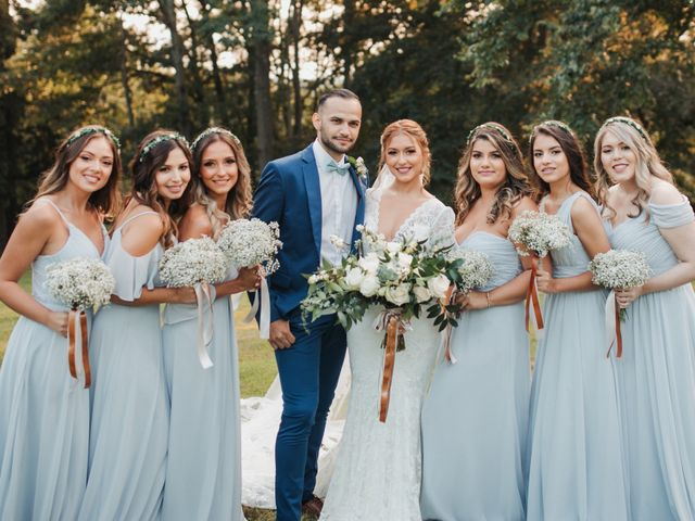 Thiago and Jessica's Wedding in North Andover, Massachusetts 12