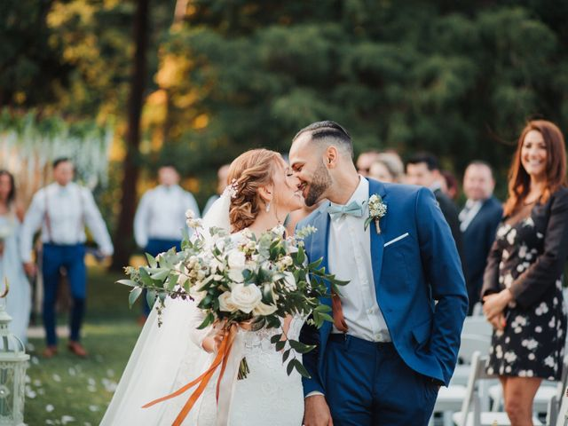 Thiago and Jessica's Wedding in North Andover, Massachusetts 14