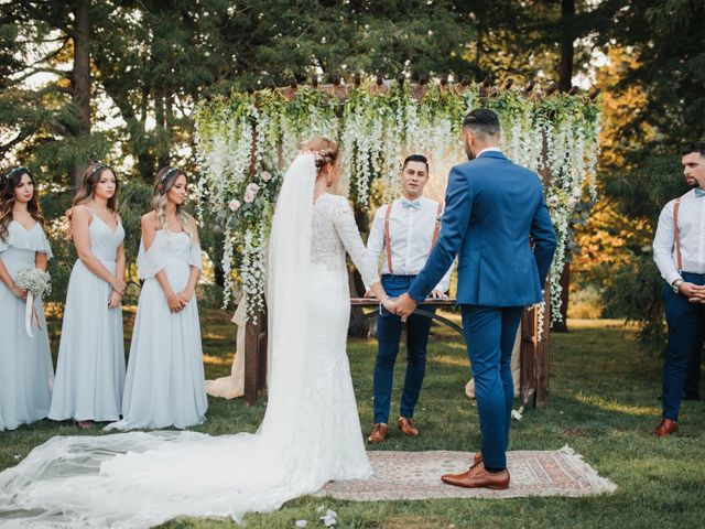 Thiago and Jessica's Wedding in North Andover, Massachusetts 19