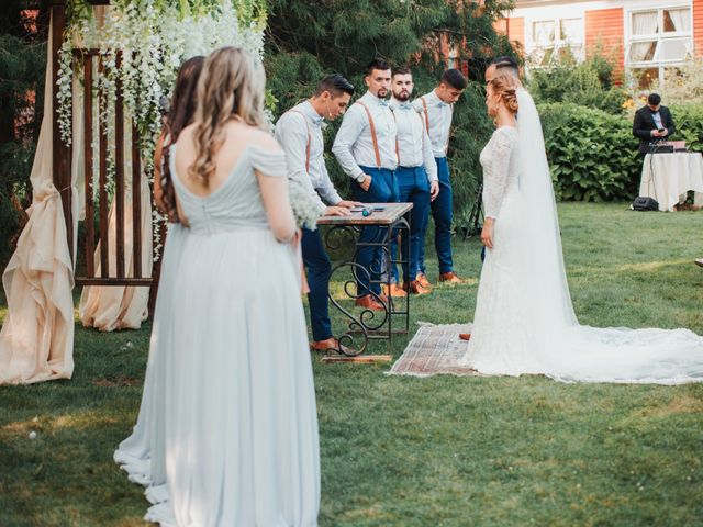 Thiago and Jessica's Wedding in North Andover, Massachusetts 25