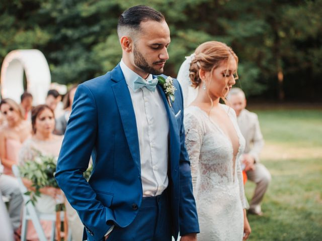 Thiago and Jessica's Wedding in North Andover, Massachusetts 29