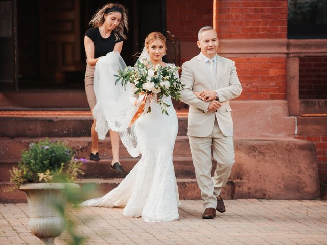 Thiago and Jessica's Wedding in North Andover, Massachusetts 31