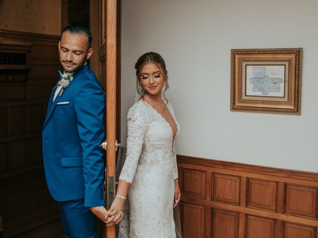 Thiago and Jessica's Wedding in North Andover, Massachusetts 35