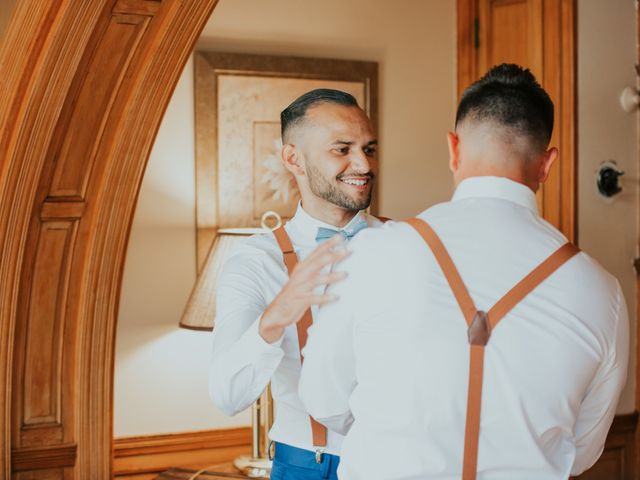Thiago and Jessica's Wedding in North Andover, Massachusetts 41