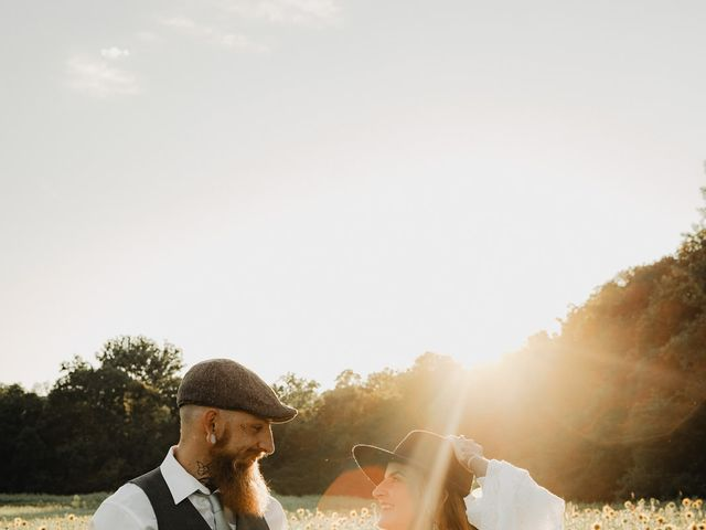 Gregory and Nicole's Wedding in Pleasant Hill, Ohio 24
