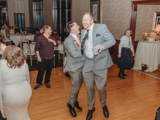 Marina and Evan's Wedding in Borden, Indiana 3