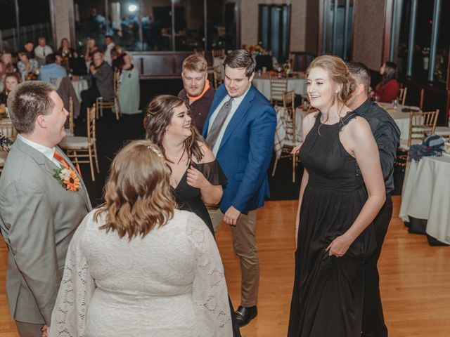 Marina and Evan's Wedding in Borden, Indiana 4