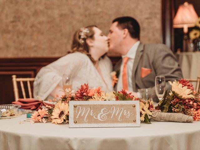 Marina and Evan's Wedding in Borden, Indiana 5