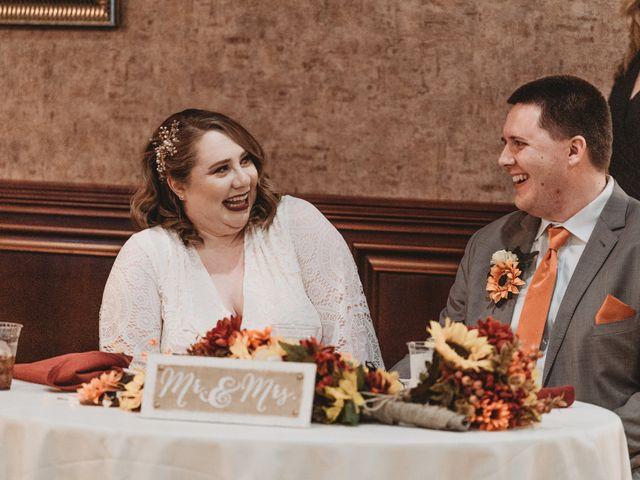 Marina and Evan's Wedding in Borden, Indiana 8