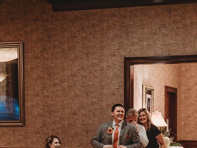 Marina and Evan's Wedding in Borden, Indiana 11