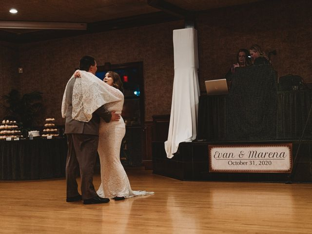 Marina and Evan's Wedding in Borden, Indiana 15