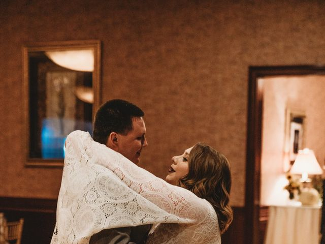 Marina and Evan's Wedding in Borden, Indiana 16