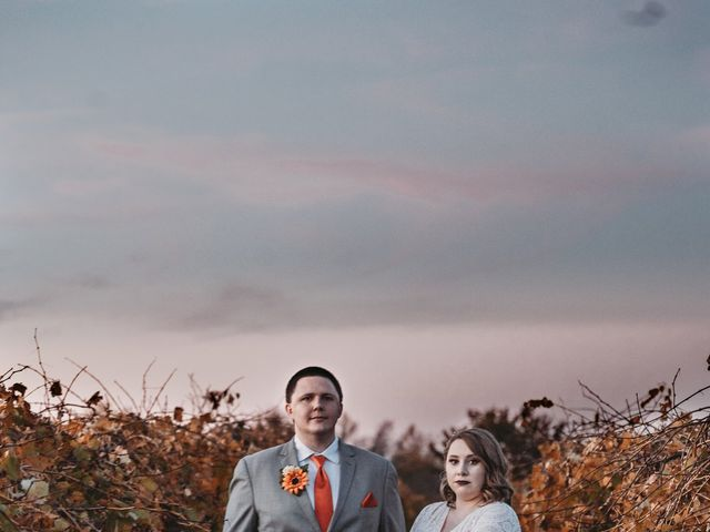 Marina and Evan's Wedding in Borden, Indiana 17