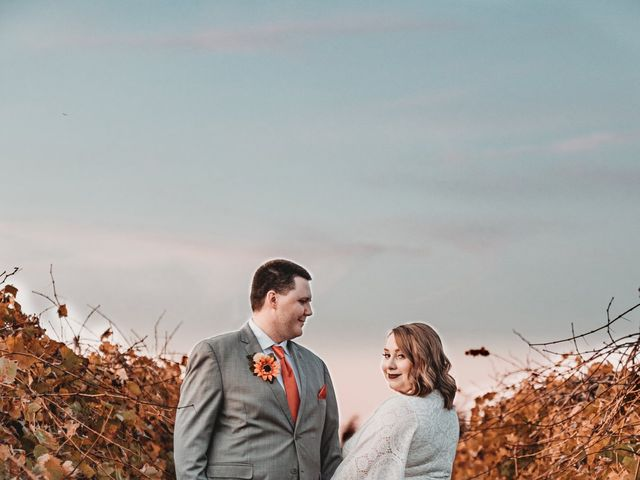 Marina and Evan's Wedding in Borden, Indiana 18