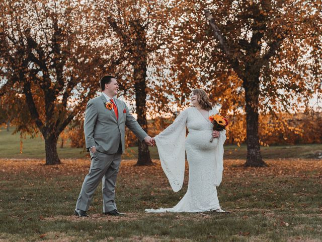 The wedding of Evan and Marina