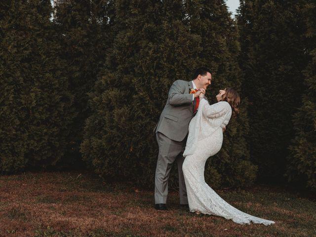 Marina and Evan's Wedding in Borden, Indiana 22