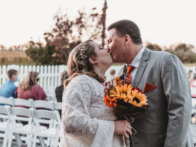 Marina and Evan's Wedding in Borden, Indiana 30