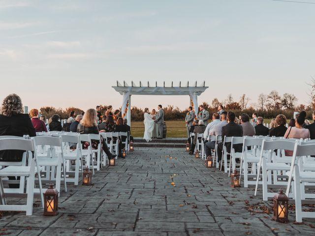 Marina and Evan's Wedding in Borden, Indiana 34