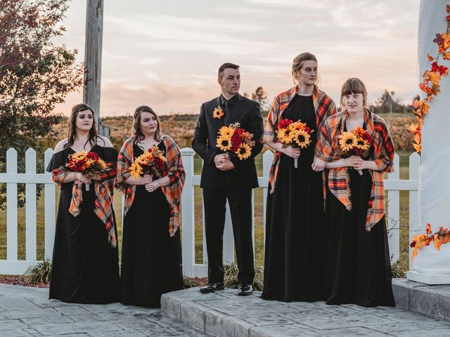 Marina and Evan's Wedding in Borden, Indiana 36