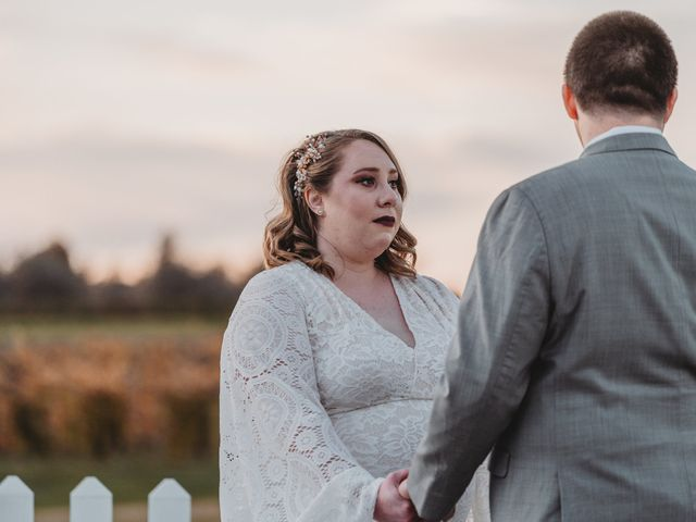 Marina and Evan's Wedding in Borden, Indiana 37