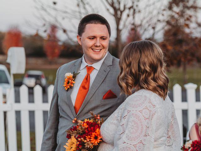 Marina and Evan's Wedding in Borden, Indiana 39