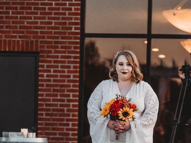 Marina and Evan's Wedding in Borden, Indiana 41