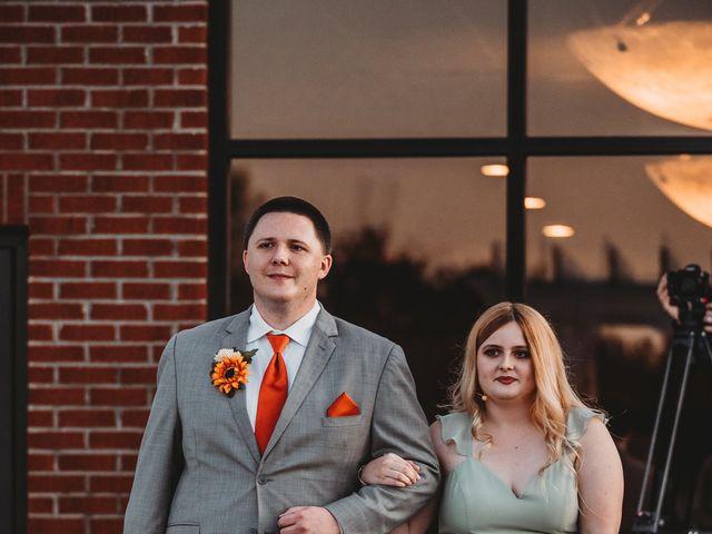 Marina and Evan's Wedding in Borden, Indiana 43