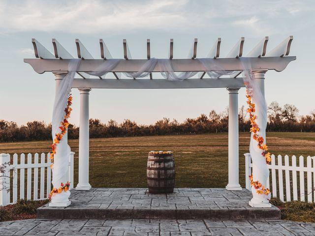 Marina and Evan's Wedding in Borden, Indiana 47