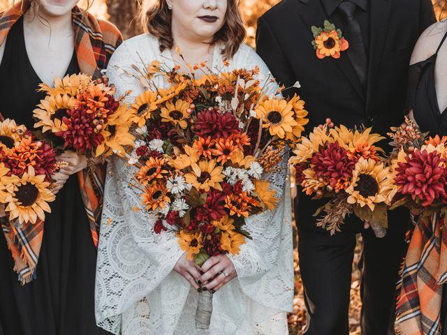 Marina and Evan's Wedding in Borden, Indiana 61