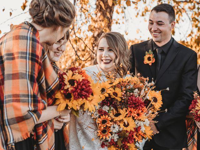 Marina and Evan's Wedding in Borden, Indiana 62