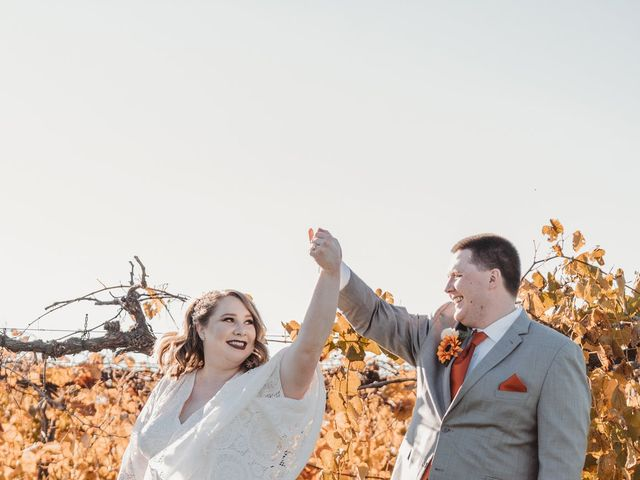 Marina and Evan's Wedding in Borden, Indiana 65