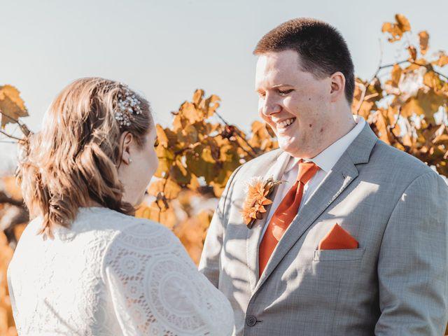 Marina and Evan's Wedding in Borden, Indiana 66