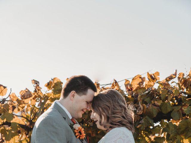 Marina and Evan's Wedding in Borden, Indiana 67