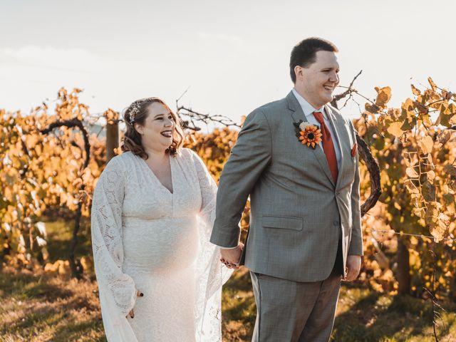 Marina and Evan's Wedding in Borden, Indiana 68