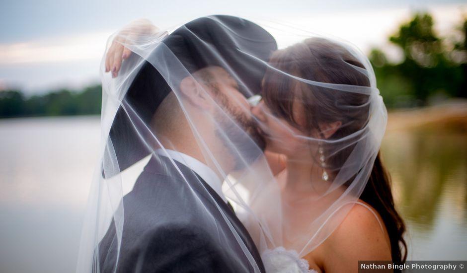 Hanna and Jaymin's Wedding in Charlotte, North Carolina