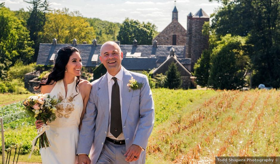 George and Gabriela's Wedding in Tarrytown, New York