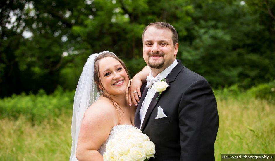 Greg and Caitlin's Wedding in Wilmington, Delaware