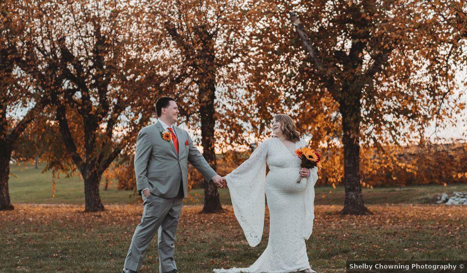 Marina and Evan's Wedding in Borden, Indiana
