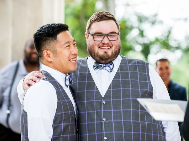 Quentin and James's Wedding in Washington, District of Columbia 5