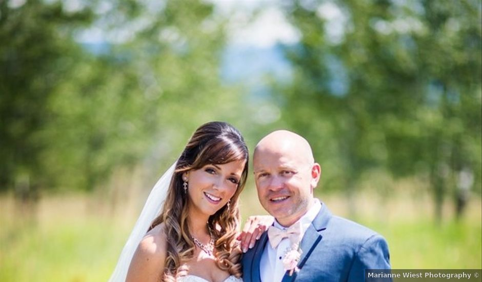 Tia and James's Wedding in Whitefish, Montana