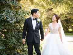 The wedding of Sophia and Sang 6