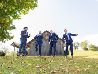 Jordan and Katie's Wedding in Charlotte, Tennessee 16