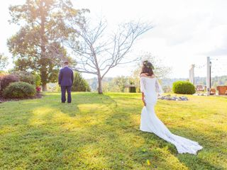 Jordan and Katie's Wedding in Charlotte, Tennessee 18
