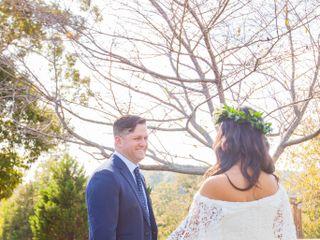 Jordan and Katie's Wedding in Charlotte, Tennessee 19