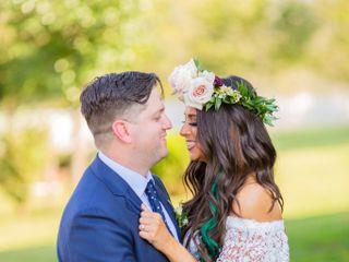 Jordan and Katie's Wedding in Charlotte, Tennessee 21