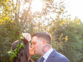 Jordan and Katie's Wedding in Charlotte, Tennessee 38